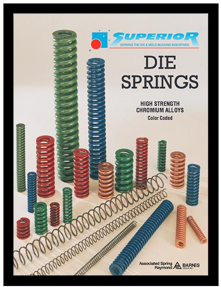 Die Springs Catalog