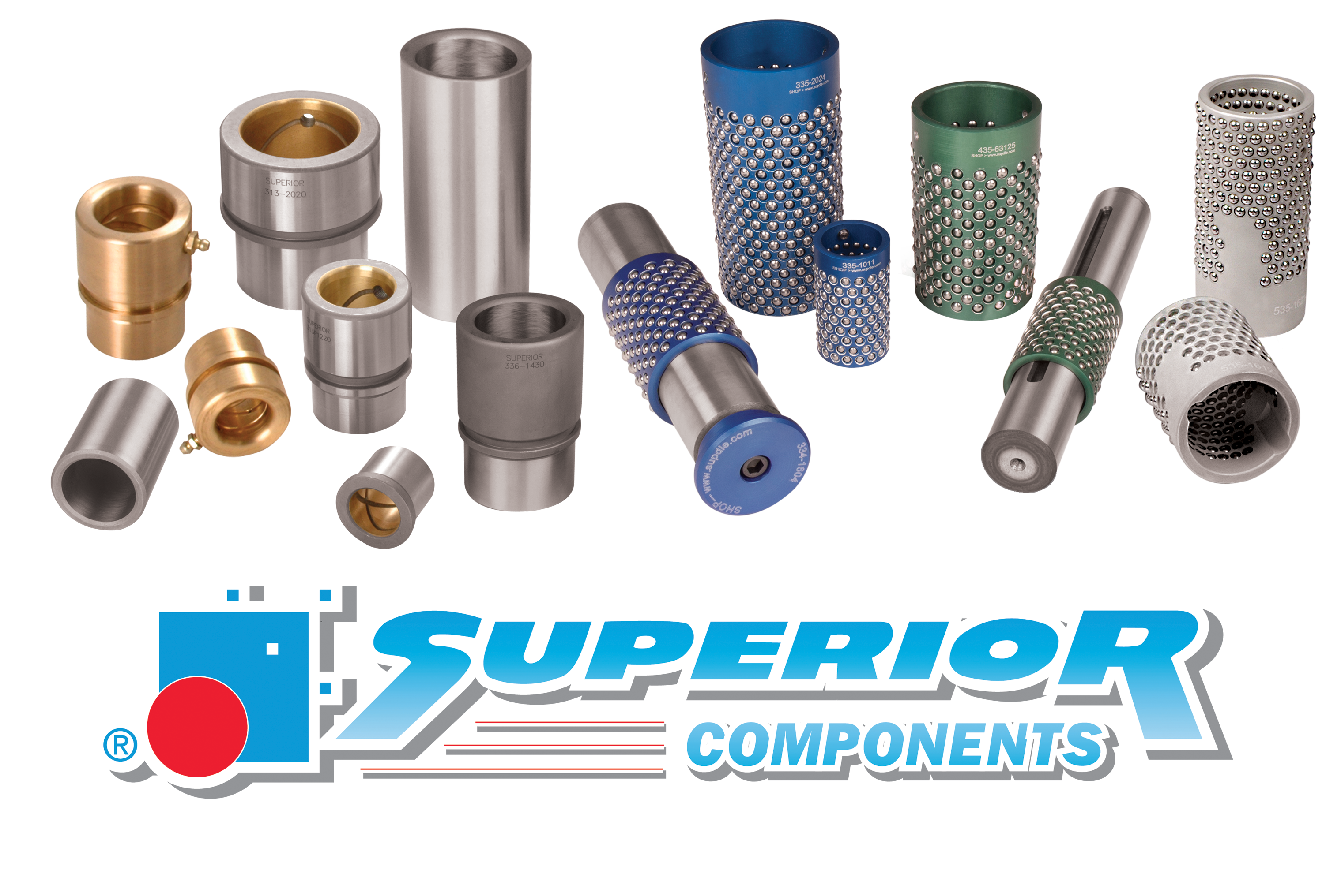 Die Set Components – Components – Products - Superior Die Set